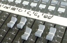 Mixing your recording