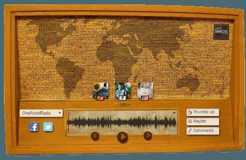 wikiloops radio