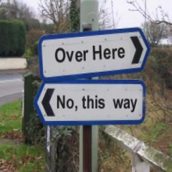 Any Way I Go