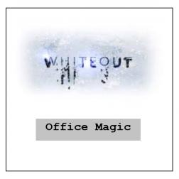 WhiteOut (office magic)