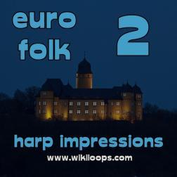 eurofolk 2 - harp impressions