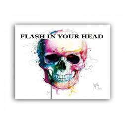 Flash in your head