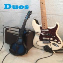 Duos guitare violon