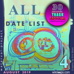 30secTrackFestival ALL Date List Vol. 4