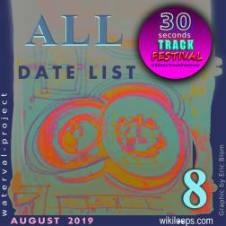 30secTrackFestival  ALL Date Vol. 8