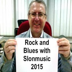 Rock and Blues with Slonmusic 2015