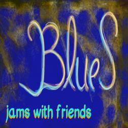 Bluesjams with friends