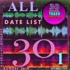 30secTrackFestival  ALL Date List Vol. 1
