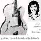 smooth in Portugal - guitar, bass & invaluable friends