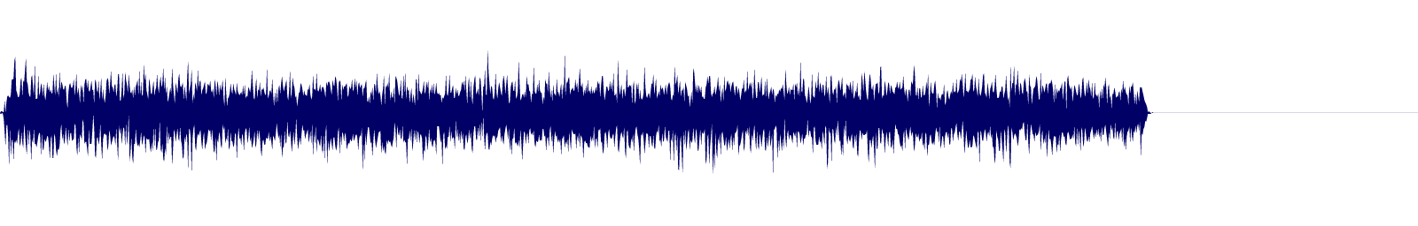 waveform of track #100035