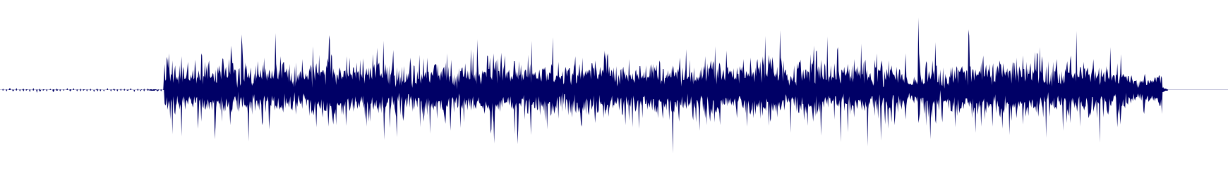 waveform of track #100075