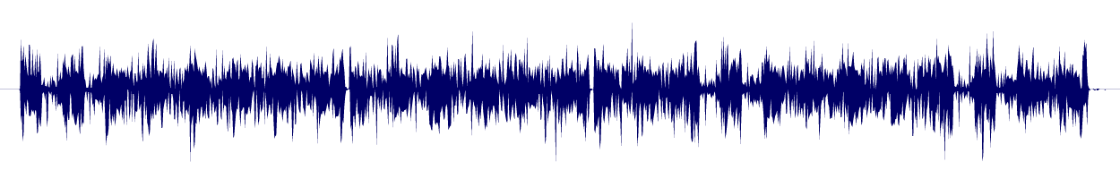 waveform of track #100138