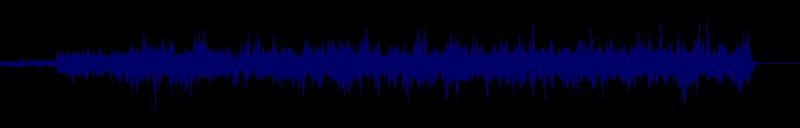 waveform of track #100262