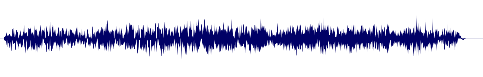 waveform of track #100285
