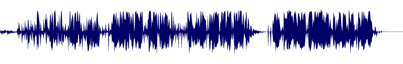 waveform of track #100299
