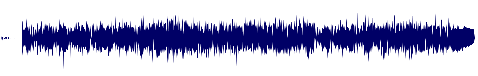 waveform of track #100335