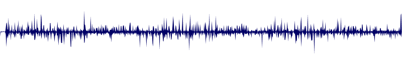 waveform of track #100483