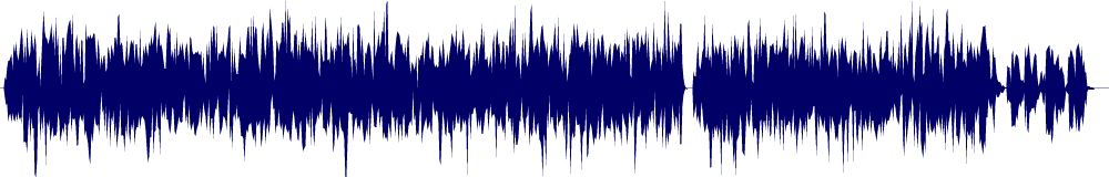 waveform of track #100485