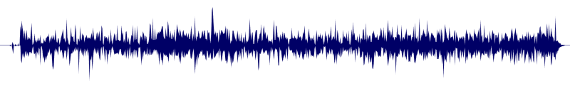 waveform of track #100561