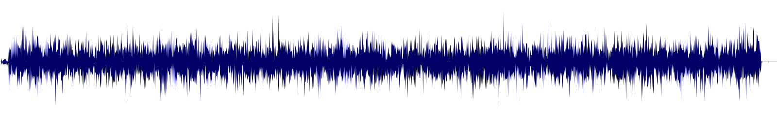 waveform of track #100575