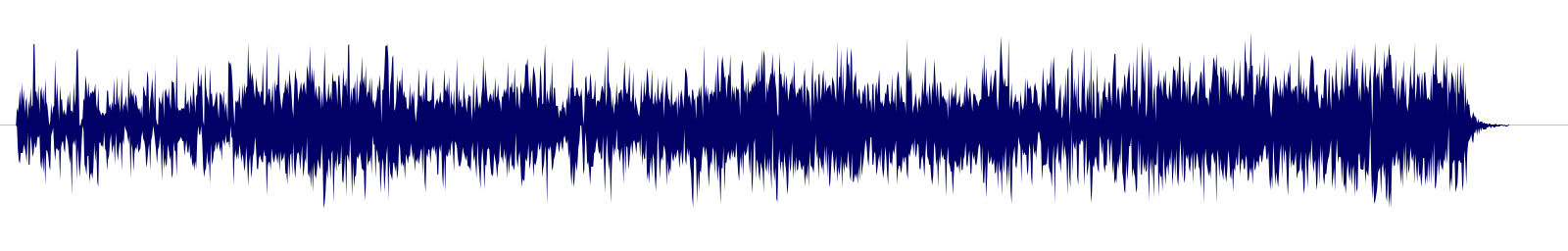 waveform of track #100586