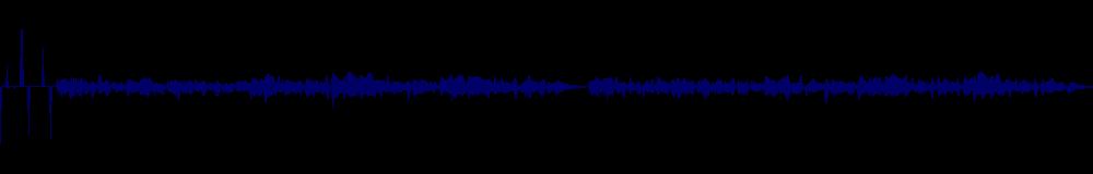 waveform of track #100609