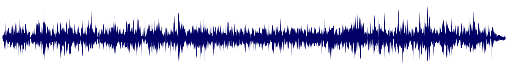 waveform of track #100617
