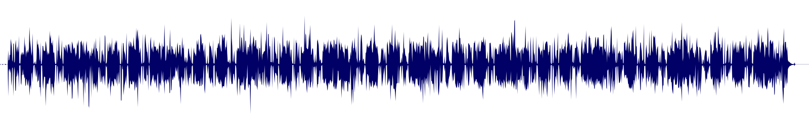 waveform of track #100620