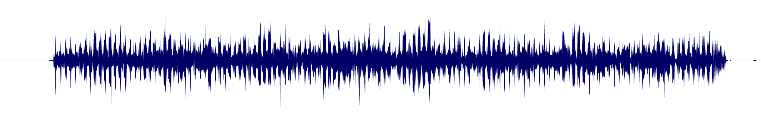 waveform of track #100655