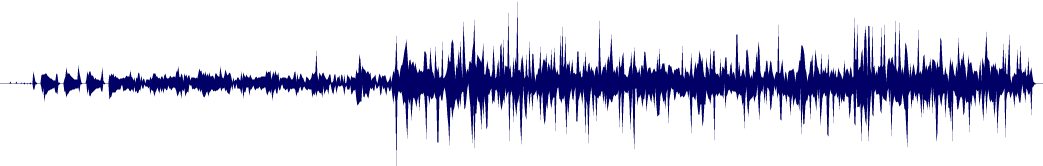 waveform of track #100662