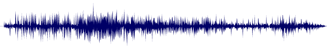 waveform of track #100672