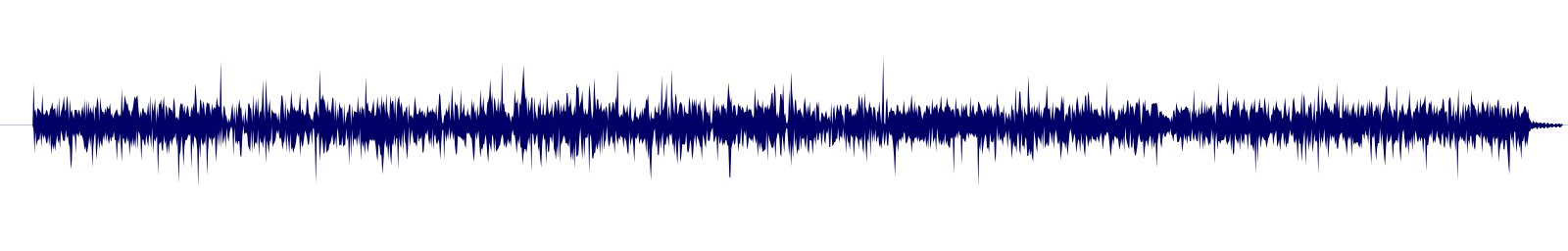 waveform of track #100700