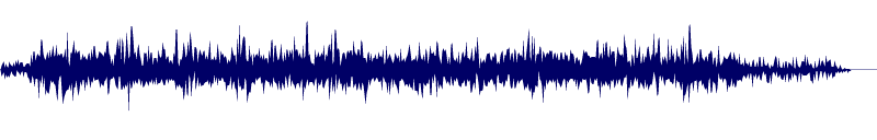 waveform of track #100704