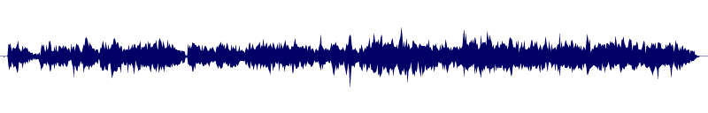 waveform of track #100729
