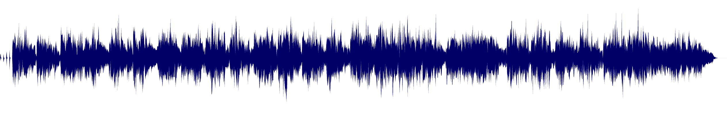 waveform of track #100733