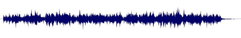 waveform of track #100740