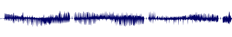 waveform of track #100780