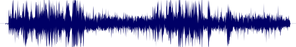 waveform of track #100792