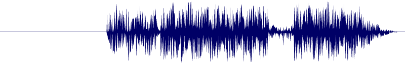 waveform of track #100872