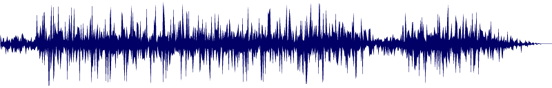 waveform of track #101002