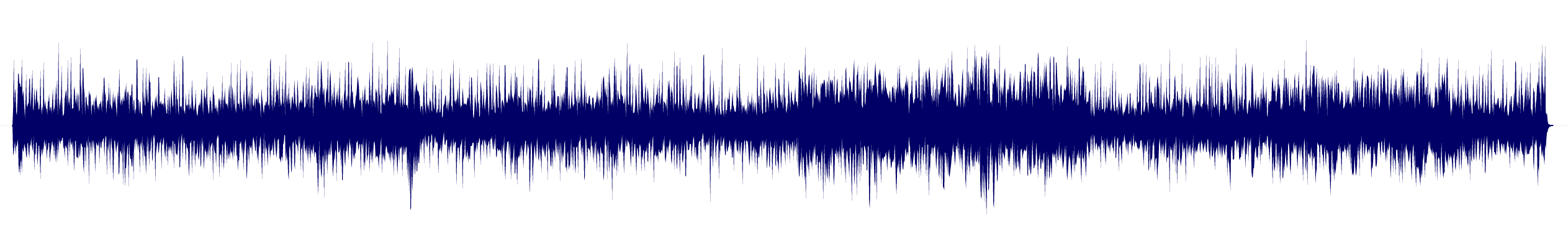 waveform of track #101035