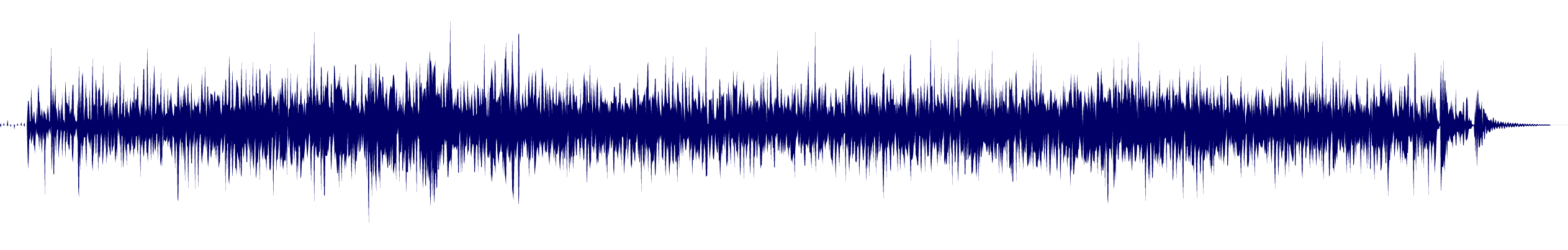 waveform of track #101044