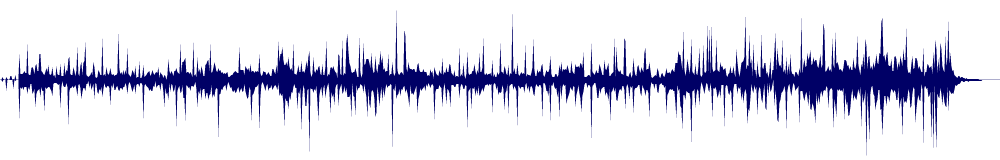 waveform of track #101052