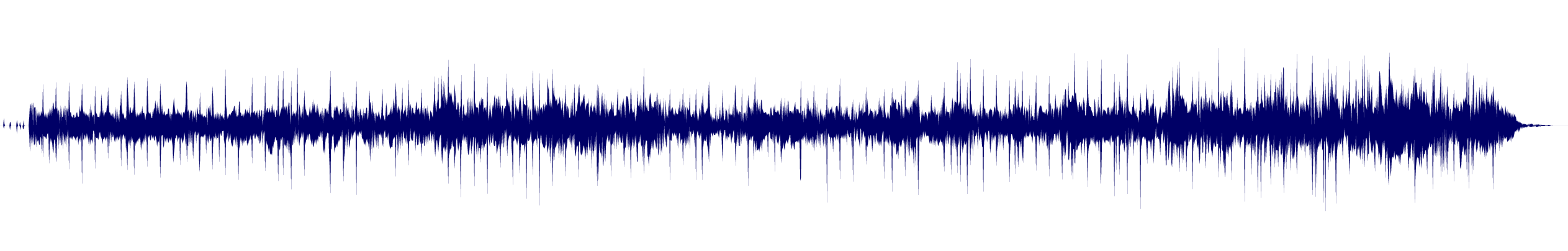 waveform of track #101061
