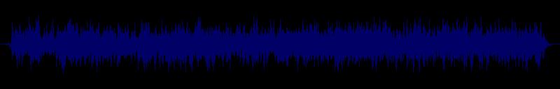 waveform of track #101110