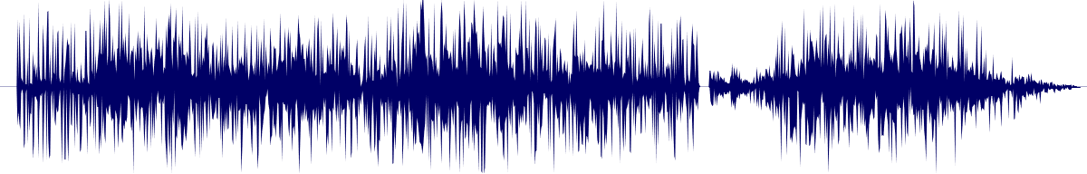 waveform of track #101117