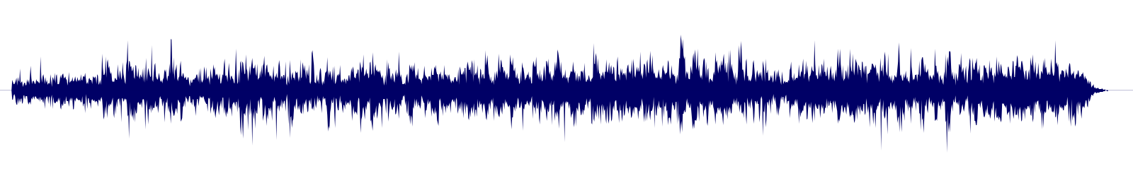 waveform of track #101304