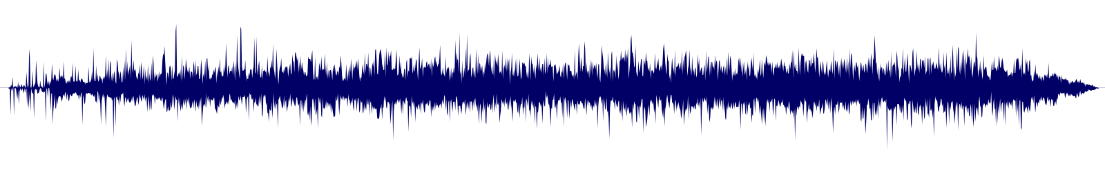 waveform of track #101410