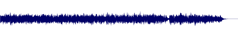 waveform of track #101609
