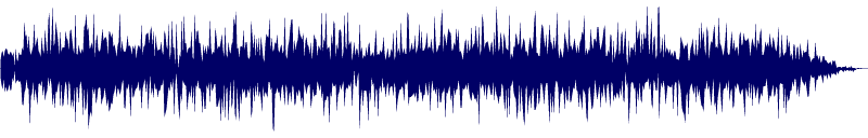 waveform of track #101709